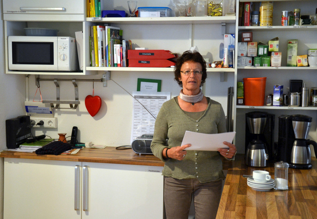 Ehrenamtliche Renate Brunst